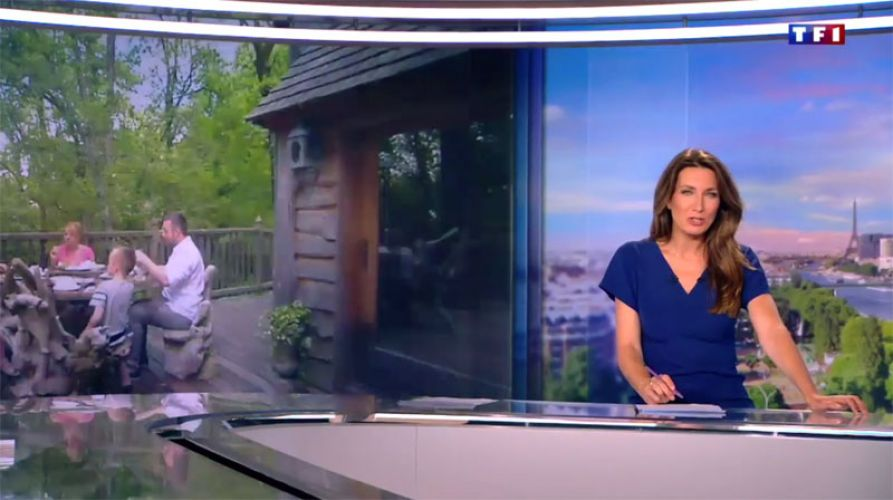 TF1 - Journal du  20h