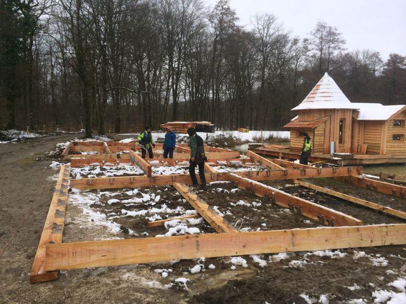Maison sur pilotis permis de construire best construire pour terrasse en bois sur pilotis - Permis de construire terrasse ...